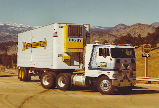 Wheat Ridge, CO truck transportation